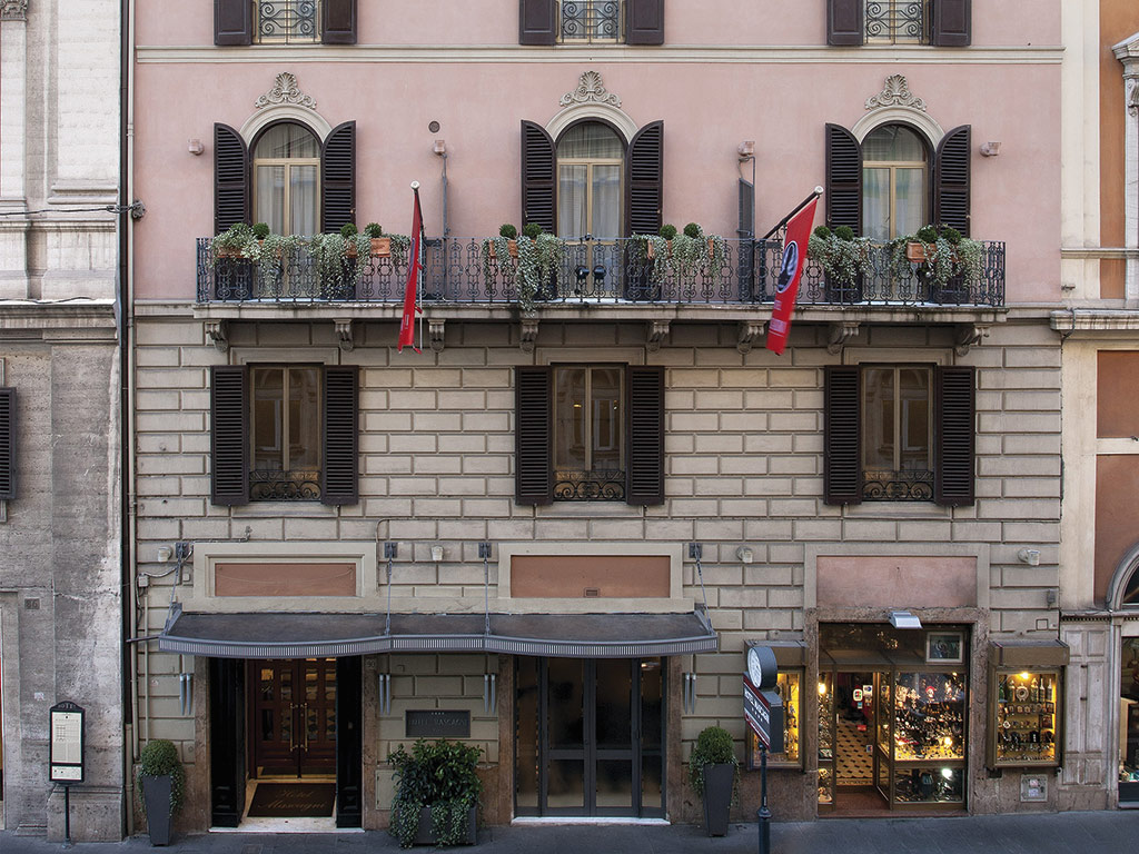 Rome Hotels With Family Rooms